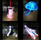 50cm/65cm WiFi 3D Holographic LED fan display