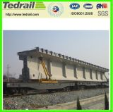 Vagão superior aberto de carvão Railway