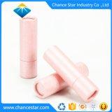 Kundenspezifisches Beschaffenheits-Papier-Rosa-Lippenstift-Behälter-Gefäß
