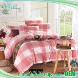 Insieme del lenzuolo di colore rosa della baracca di promozione della fabbrica