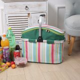 Outdoor Portable Waterproof Insulated Cooler Shopping Picnic Basket
