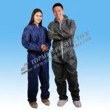 Устранимая защитная одежда, Microporous Coverall с застежкой -молнией щитка