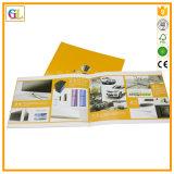 La impresión de folletos y catálogo de precios baratos