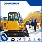 Lonking 8,5 ton pequenas escavadoras com disjuntor Mdl6085 opcional