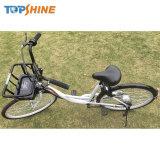 Alerta de rota fixa de desvio de bicicletas eléctricas do aluno com rastreamento por GPS