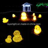 Weihnachtsfeenhafte Licht-im Freienbeleuchtung-Dekoration des Garten-LED