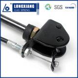 Resorte de gas bloqueable de la prueba de RoHS con el botón para la silla médica