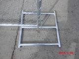 """1 3/8 """" 33.4 mm-Feld-Rohr-temporäres Zaun-Panel für Verkauf (XMR124)"""