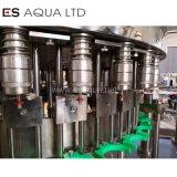 Het Vullen van het Flessenspoelen van de Fles van de Lopende band van de Installatie van het mineraalwater De Kleine 5L 10L Het Afdekken Machine van de Verpakking van de Etikettering
