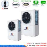 воздух 12kw 19kw 35kw 70kw для того чтобы намочить подогреватель теплового насоса