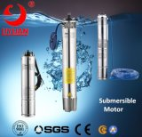 V4 Three Phase 3HP/380V Oilfilled Submersible Motor Borehole Pump