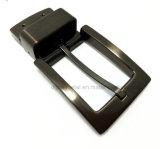 Alliage de zinc métal de haute qualité réversible broche boucle la boucle de ceinture pour les courroies de chaussures du vêtement Robe de sacs à main (ZD008-515)