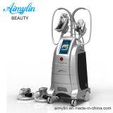 Enfriar la grasa de escultura corporal Cryolipolysis Congelación de la máquina para Salon usa