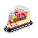 Kundenspezifische transparenter Plastikhaustier-Bäckerei-Kuchen-verpackenkasten-Tortenschachtel