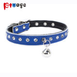 Cristal rouge Pet Collier avec cloches claire Dog collars produit pet