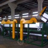 Riga di lavaggio della macchina del Van Can Recycling delle bottiglie dell'olio del latte dell'HDPE