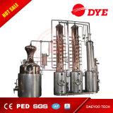 Equipo aprobado de la destilación del alcohol del etanol del Ce