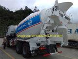 Sinotruk HOWO& 12の販売のためのM3具体的なミキサーのトラック