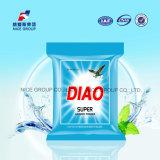 Poudre superbe très active de blanchisserie de Non-Phosphore de marque de Diao