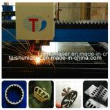 Machines de découpage de laser de commande numérique par ordinateur du coupeur 500watts en métal de laser de fibre