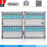 Llave de bloqueo de seguridad de aluminio gabinete de almacenamiento de 32 teclas