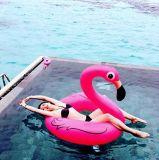 도매 아이 팽창식 창조적인 홍학 동물성 수영 반지