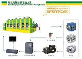Het Vormen van de Injectie van EVA de Machine van de Schoen van de Producten van de Pantoffel van het Sandelhout