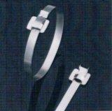Ss301 Banden van het Slot van de Bal de Semi Polyester Met een laag bedekte