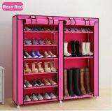 Armoire de racks de chaussures Chaussures de grande capacité de stockage de mobilier de maison DIY Rack simple chaussure Portable (FS-03F)