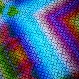 Película hidrográfica de la fibra colorida del carbón, impresión de la transferencia del agua, película de inmersión hidráulica para el item No. C59ya1133b de la venta