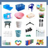 Qualitätssicherung des Plastikgummiwannen-Spritzens, das Maschinen-Preis bildet