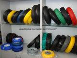 中国固体ゴム製平らで自由なPUの泡のトロリー車輪