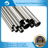 Tubo soldado/tubo del acero inoxidable de AISI 409 para las barandillas