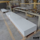 Matériau de meubles de la pierre artificielle 6-12mm surface de pierre acrylique
