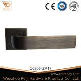 Round 로즈 (Z6005-ZR03)에 아연 Alloy Kitchen Door Handle