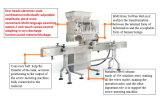 Полностью автоматическая четыре блока цилиндров масштаба производства машины наполнения в противосажевом фильтре