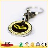 Carrinho de Compras Personalizados porta-moedas Token Coin chaveiro