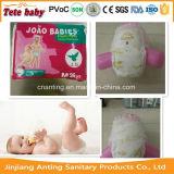El OEM de Fujian posee la fábrica disponible del pañal del bebé del rodillo de la roca N de la marca de fábrica
