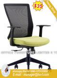 Haut de cuir de vache Directeur exécutif Président de l'aluminium chaise de bureau (HX-YY011C)