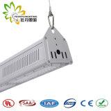 Luz linear del LED, luces industriales ligeras lineares de 100W LED Highbay LED, luz linear del almacén LED Highbay