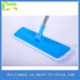 Mayor absorción de agua de limpieza de microfibra de chenilla Piso plano Mop