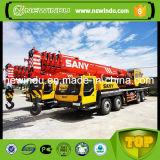 Sany Stc500 50 tonnellate 2010 usato di anno ha utilizzato la gru montata camion con l'euro III