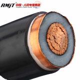Câble blindé de fil d'acier d'isolation de PVC/XLPE