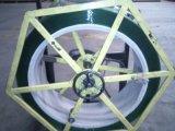 Freno automatico che lega il carrello dell'erogatore