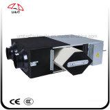 La aleta de la placa de contracorriente Intercambiadores de Calor total del papel