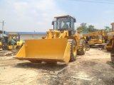 Utiliser le chargeur sur roues caterpillar 966g Chargeur Cat 966g