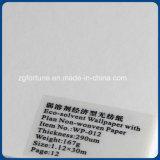 Papel de parede solvente de Eco da planta do papel de parede da alta qualidade não em Wonven