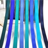 Dekoration-Förderung-Geschenk-reines Farben-Polyester-Rippen-Farbband