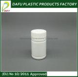 [80مل] [هدب] بلاستيكيّة الطبّ زجاجة مع غطاء بلاستيكيّة