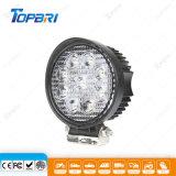 Rundes IP67 27W nicht für den Straßenverkehr LED Arbeits-Auto-Licht